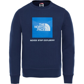 The North Face Box Midlayer Kinderen blauw